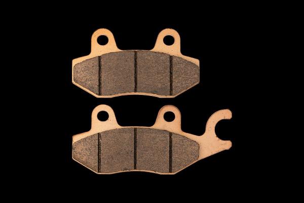 Комплект тормозных колодок FA165|FA135|FA413|FA414 на BRP Maverick 1000 R-XRS (Side x Side) 2014-2015