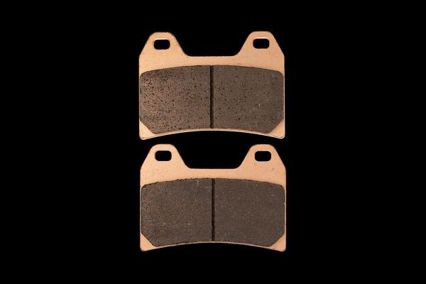 Комплект тормозных колодок FA244|FA244|FA266 на APRILIA Tuono V4R-APRC 2011-2013
