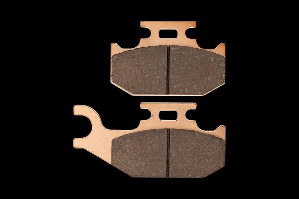Комплект тормозных колодок FA682|FA683|FA317 на BRP Ryker 600 Ace  2018-2019