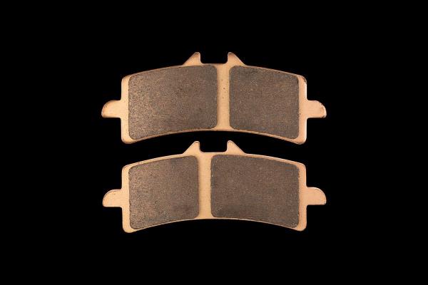 Комплект тормозных колодок FA447|FA447|FA266 на APRILIA RSV4 R APRC ABS 2013-2014