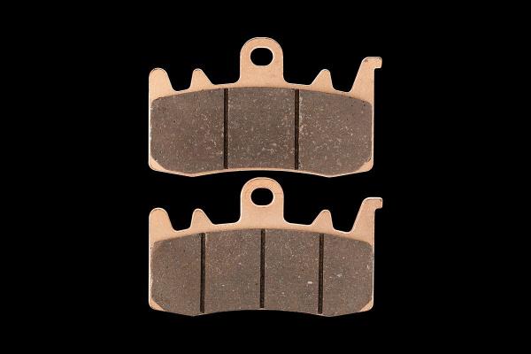 Комплект тормозных колодок FA630|FA630|FA213 на APRILIA Caponord 1200 (литые диски) 2013-2016