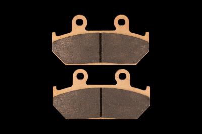 Тормозные колодки FA124 на CAGIVA Canyon 600 1996-1999 передние