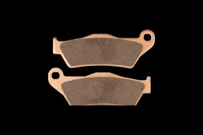 Тормозные колодки FA181 на BAJAJ XCD 125 (ДисковыйКомплект тормоз) передние