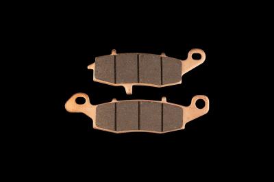 Тормозные колодки FA231 на CF-MOTO 650 NK  2012-2015 передние правые
