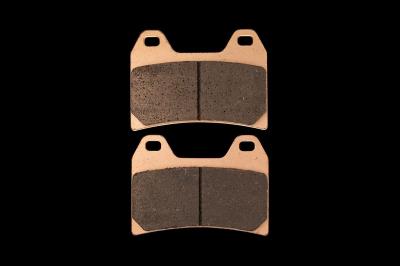 Комплект тормозных колодок FA244|FA244|FA363 на BMW R Nine T Cafe Racer (K32/1170 куб.см.) 2016-2020