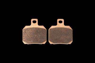 Тормозные колодки FA266 на APRILIA RSV 1000 R Mille (радиальный суппорт) 2003 задние