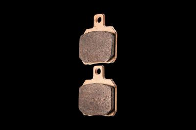 Тормозные колодки FA266 на APRILIA RSV 1000 SP 1999-2000 задние