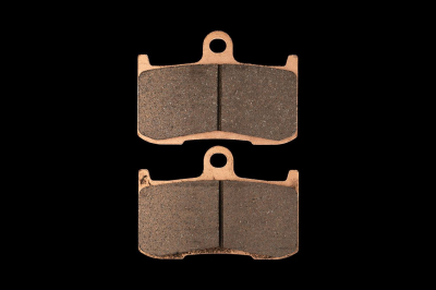 Комплект тормозных колодок FA347|FA347|FA196 на INDIAN Chief Classic (Nissin суппорты) 2014-2018