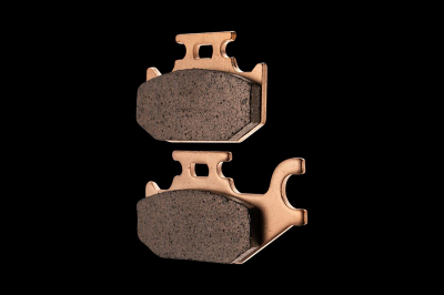 Тормозные колодки FA413 на BENELLI Caffe 250 Nero 2008-2014 задние
