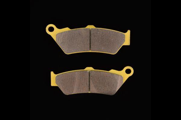 Комплект тормозных колодок PL209|PL208 на APRILIA Pegaso 650 ie 2001-2004