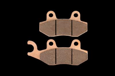 Комплект тормозных колодок PL228|PL067 на AEON Elite 125 (4-тактный) 2012-2013