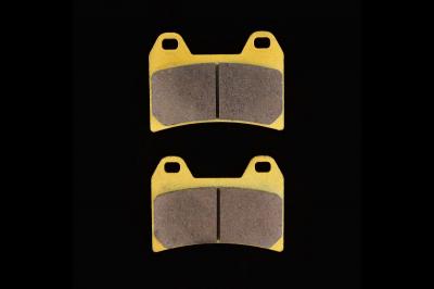 Комплект тормозных колодок PL244|PL213 на APRILIA Pegaso Strada 650 2005-2006