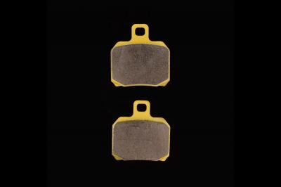 Тормозные колодки PL266 на BIMOTA Delirio 2006 задние