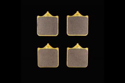 Комплект тормозных колодок PL322|PL322|PL266 на BIMOTA Delirio 2006
