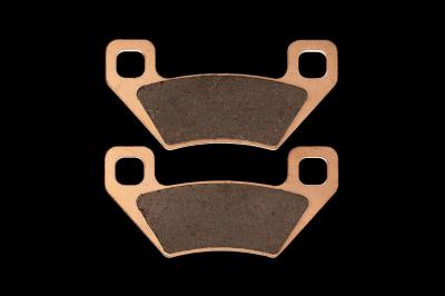 Комплект тормозных колодок PL395|PL395|PL395 на ARCTIC CAT 250 2x4 Utility 2005-2009